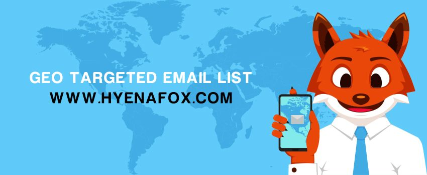 Geo Targeted Email List